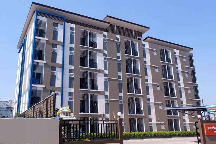 EXTERIOR_BUILDING The Rich Ratchapruek Hotel & Residence