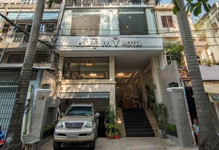 EXTERIOR_BUILDING Khach san Hue My