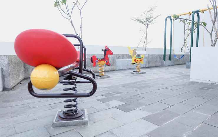 2BR Northland Apartment With Sofabed & Ancol View by Travelio Jakarta -
