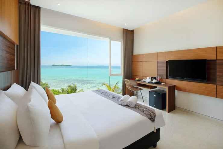 BEDROOM Royal Ocean View Beach Resort Karimunjawa