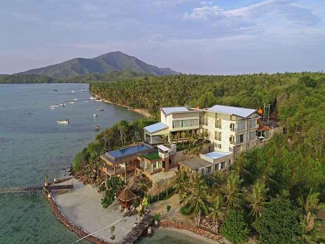 EXTERIOR_BUILDING Royal Ocean View Beach Resort Karimunjawa