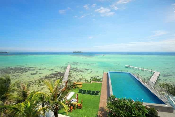SWIMMING_POOL Royal Ocean View Beach Resort Karimunjawa