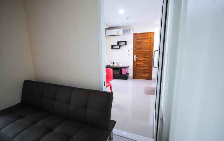 the cosy river Bangkok - Family Room