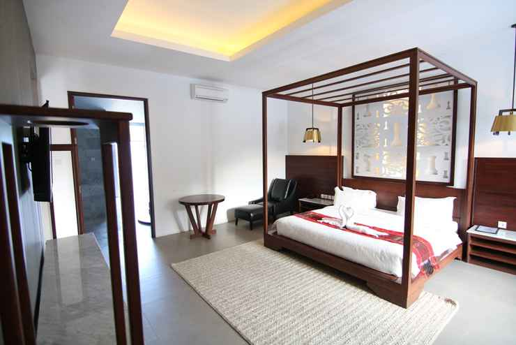 BEDROOM Grand Master Resort Tomohon