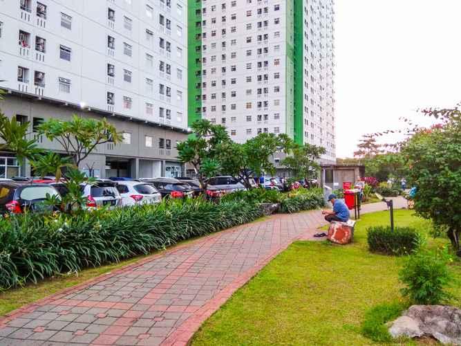 COMMON_SPACE Studio City View Green Pramuka City Apartment by Travelio