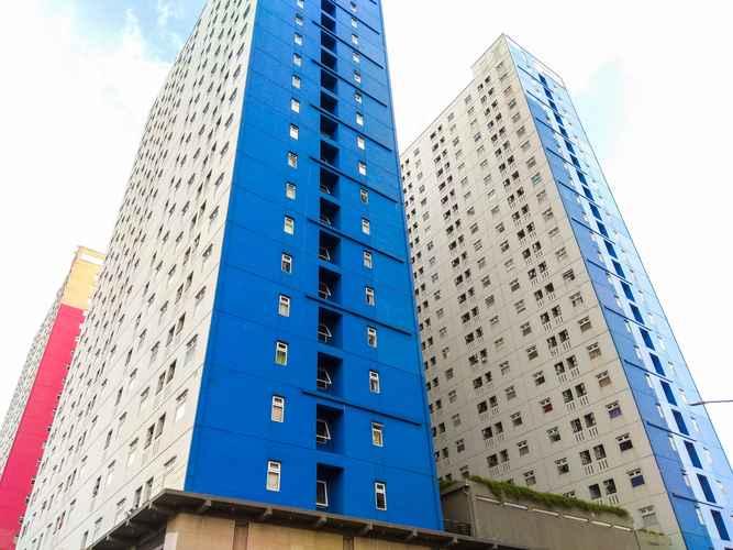 LOBBY Studio City View Green Pramuka City Apartment by Travelio