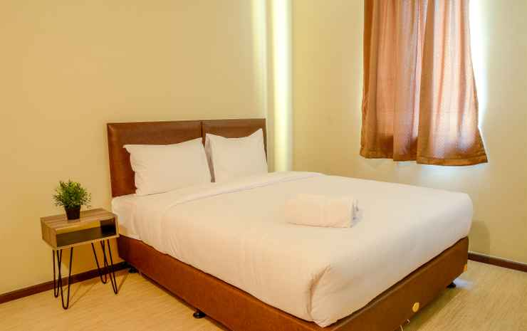 Best 3BR Apartment Grand Palace Kemayoran with Free Parking by Travelio Jakarta - 3 Bedrooms (1 Queen, 2 Single, 2 Single Underbed)