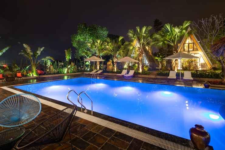 SWIMMING_POOL Bai Dinh Garden Resort & Spa Ninh Binh