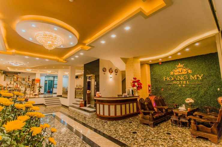 EXTERIOR_BUILDING Khách sạn Hoàng My Phú Yên