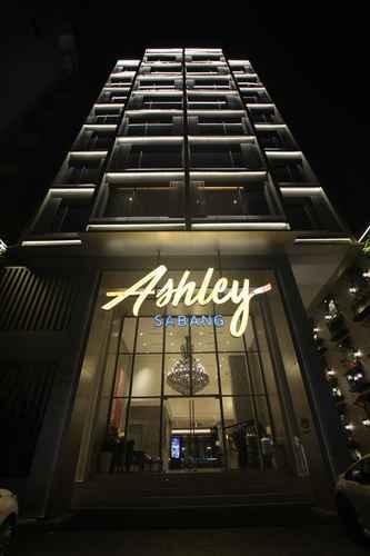 EXTERIOR_BUILDING Ashley Sabang Jakarta