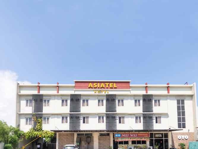 EXTERIOR_BUILDING OYO 110 Asiatel Hotel