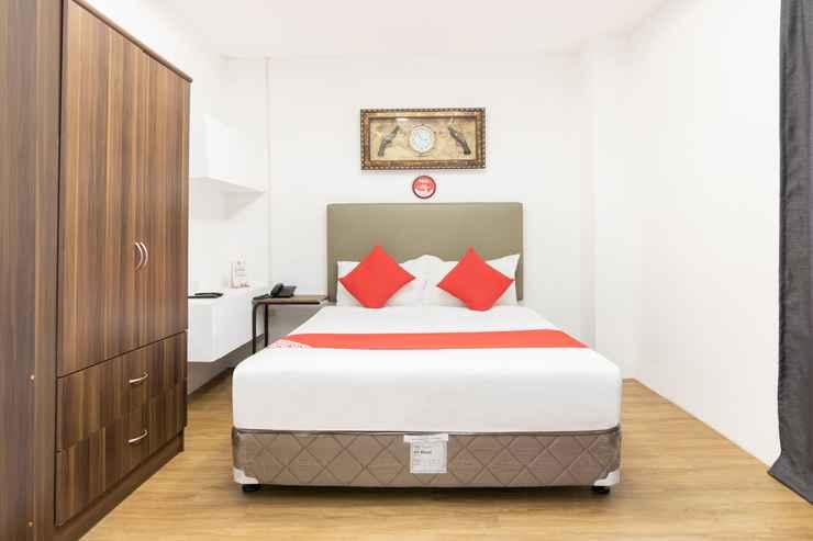 BEDROOM OYO 108 Spiral Suites (Quarantine Hotel)