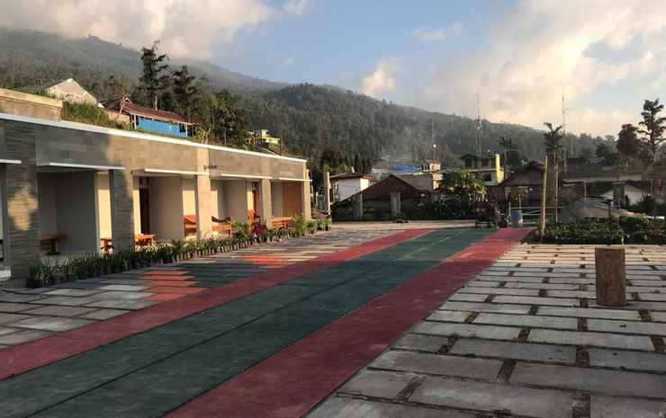 Cozy Room at De Villa Cetho Karanganyar -