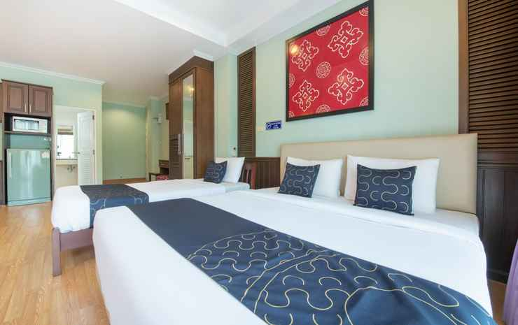 Blooming Hill Boutique Suites Chonburi - Triple Suite Room Only