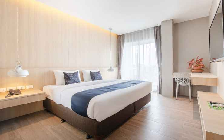 Blooming Hill Boutique Suites Chonburi - Deluxe Double with Sea View Room Only