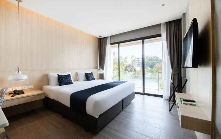 Blooming Hill Boutique Suites Chonburi - Deluxe Double Pool Access Room Only