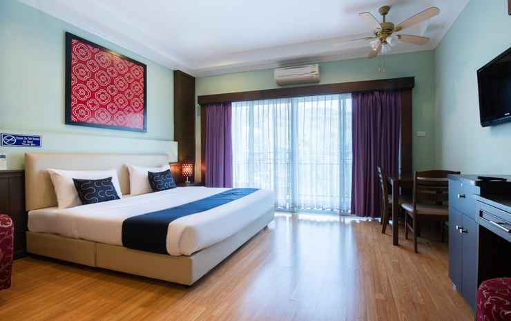 Blooming Hill Boutique Suites Chonburi - Superior Sea View Room Only