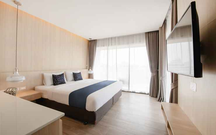 Blooming Hill Boutique Suites Chonburi - Premier Deluxe Double With Sea View Room Only