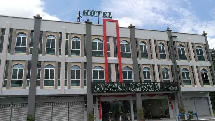 EXTERIOR_BUILDING Hotel Kawan Bidor
