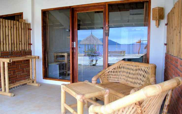 Alden Beach House Lombok - Deluxe Seaview
