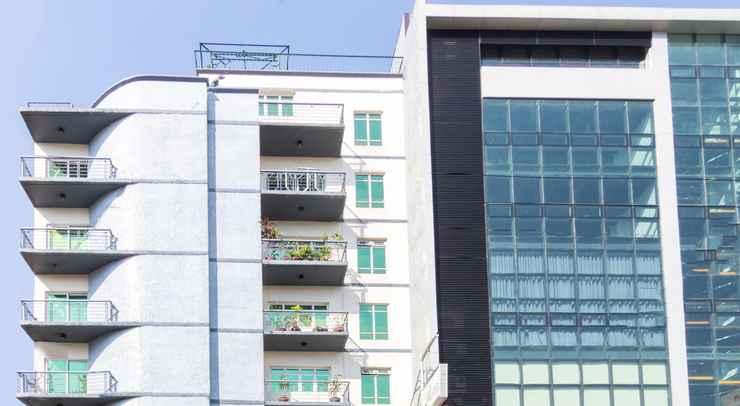 EXTERIOR_BUILDING OYO 107 Orange Nest Hotel