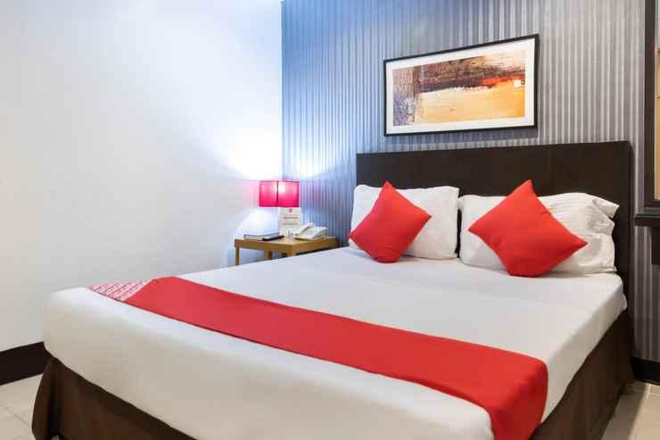 BEDROOM OYO 107 Orange Nest Hotel