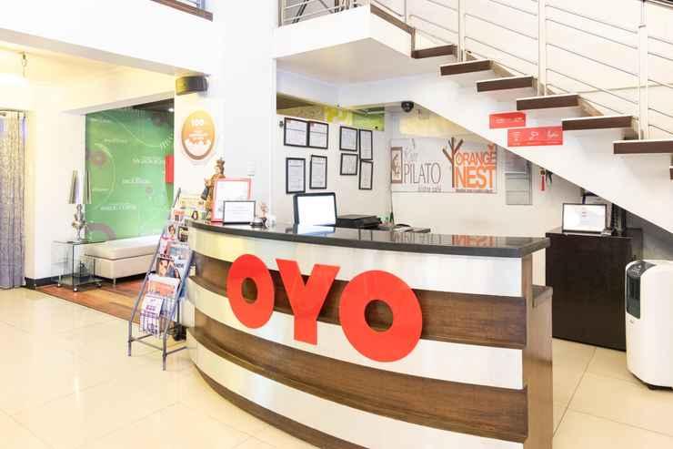 LOBBY OYO 107 Orange Nest Hotel