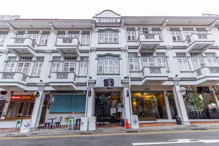 EXTERIOR_BUILDING Q Loft Hotel 1929@Chinatown (SG Clean)