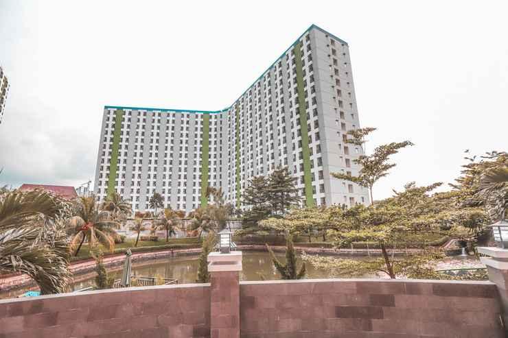 EXTERIOR_BUILDING OYO 498 Green Lake View Ciputat Syariah