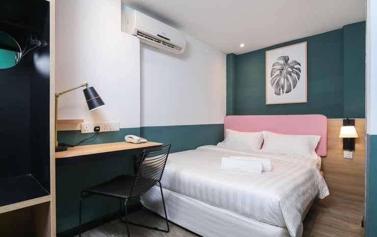Season Point Hotel  Kuala Lumpur - Standard Double (No Window)