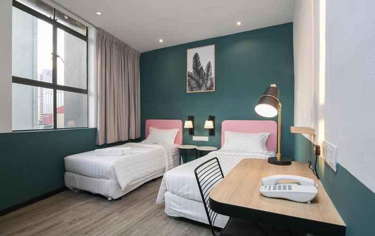 Season Point Hotel  Kuala Lumpur - Superior Twin with Window