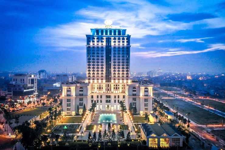 EXTERIOR_BUILDING Nam Cuong Nam Dinh Hotel