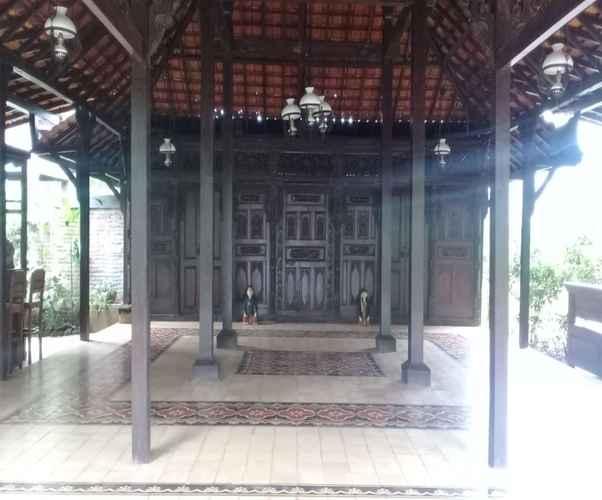 EXTERIOR_BUILDING Villa 2 Bedroom at Joglo Java Dua