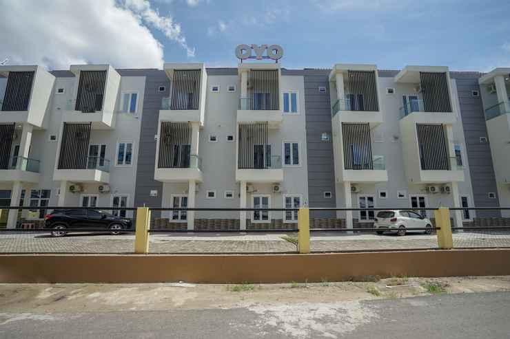 EXTERIOR_BUILDING OYO 443 Hotel Barlian