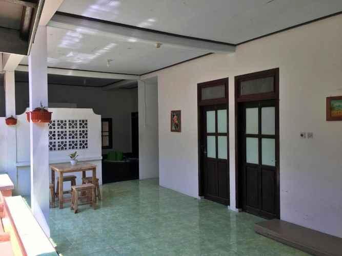 LOBBY The Mangga Muda Hostel Karimunjawa