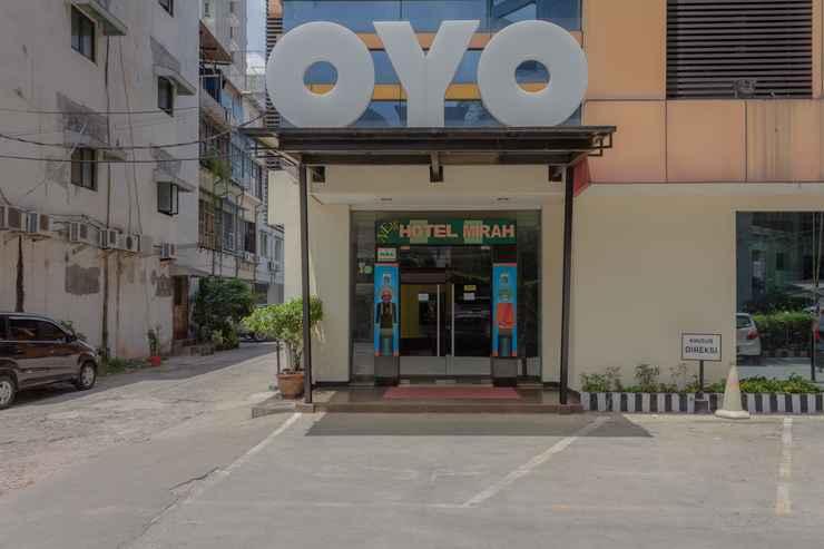 EXTERIOR_BUILDING OYO 180 Hotel Mirah Near RSUD Sawah Besar