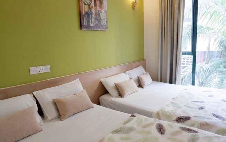 Bintang Garden Hotel Bukit Bintang Kuala Lumpur - Family Deluxe Room