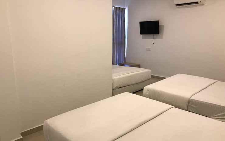 Bintang Garden Hotel Bukit Bintang Kuala Lumpur - Family Super Deluxe Room
