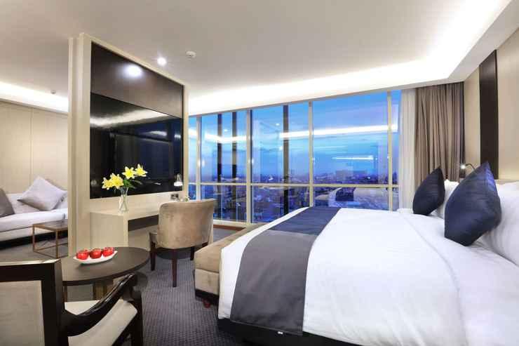 BEDROOM Aston Kartika Grogol Hotel and Conference