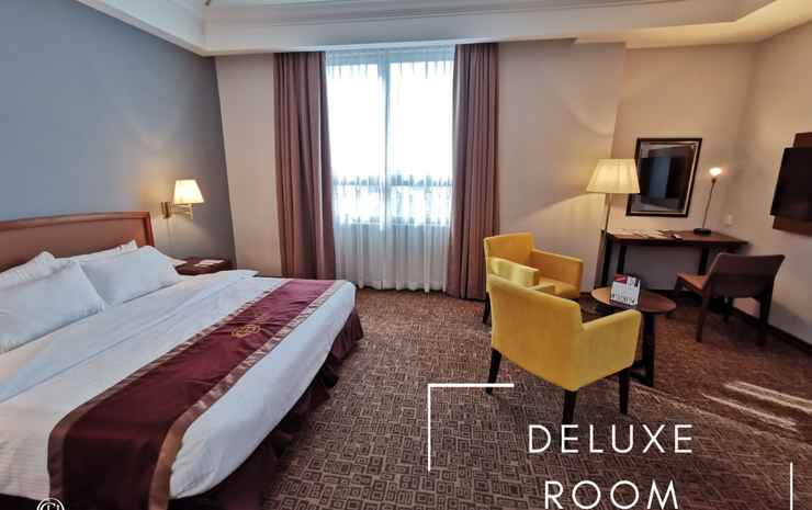 Classic Hotel Muar Johor - Deluxe Room Only