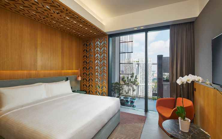 Oasia Hotel Downtown by Far East Hospitality (SG Clean) Singapore - Club Room with Club Benefits