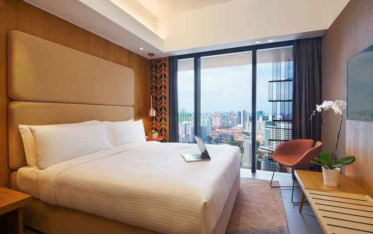 Oasia Hotel Downtown by Far East Hospitality (SG Clean) Singapore - Deluxe Room