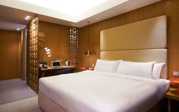 Oasia Hotel Downtown by Far East Hospitality (SG Clean) Singapore - Superior Room