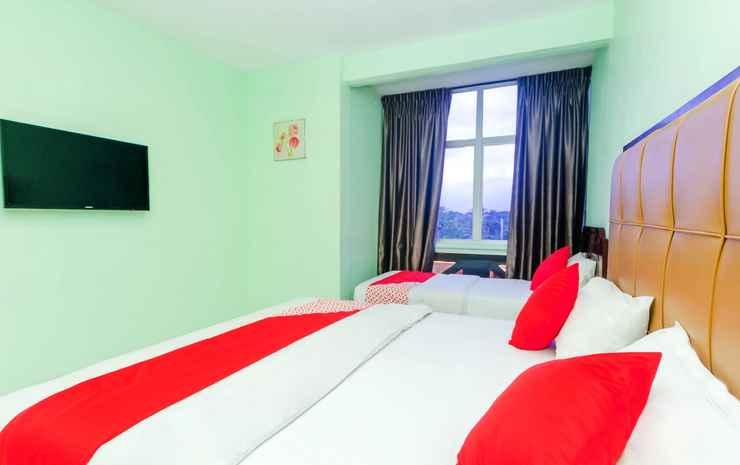 Aero Hotel Johor - Suite Triple