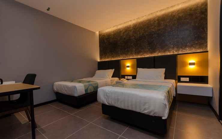Solid Hotels Johor - Standard Twin