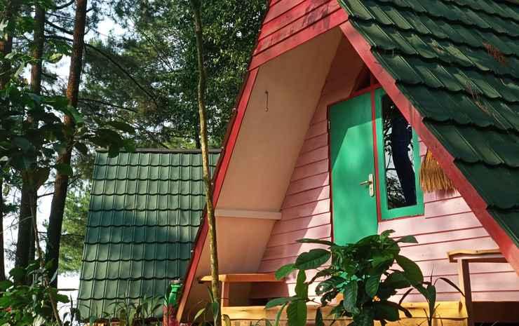 Puncak Langit Glamping By Anrha Bogor - Pinus Room Kamaran (Kamar Mandi Dalam)
