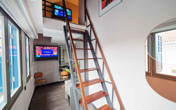 Hotel Soloha @ Chinatown Singapore - Loft - Room only rate Non-Refundable