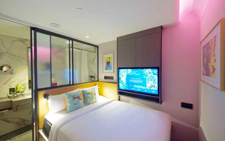 Hotel Soloha @ Chinatown Singapore - Standard No Window - Room only rate Non-Refundable