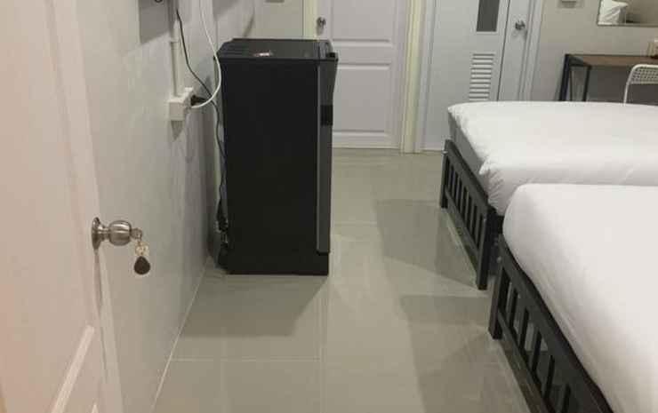 9TY Hotel (Ninety Hotel) Bangkok - Triple Room