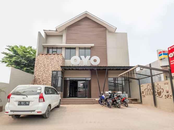 EXTERIOR_BUILDING OYO 535 Cileunyi Residence